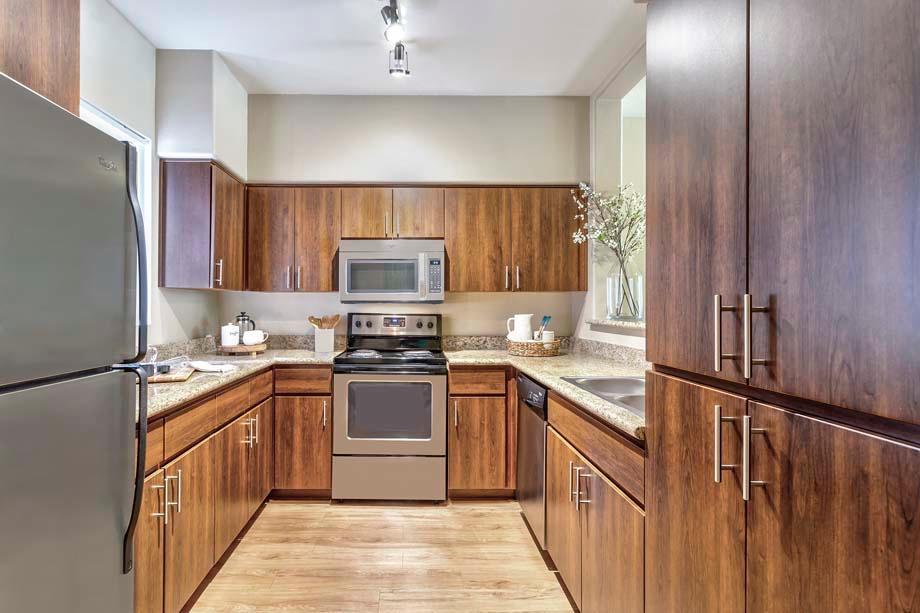 Camden Montierra Apartments image 0