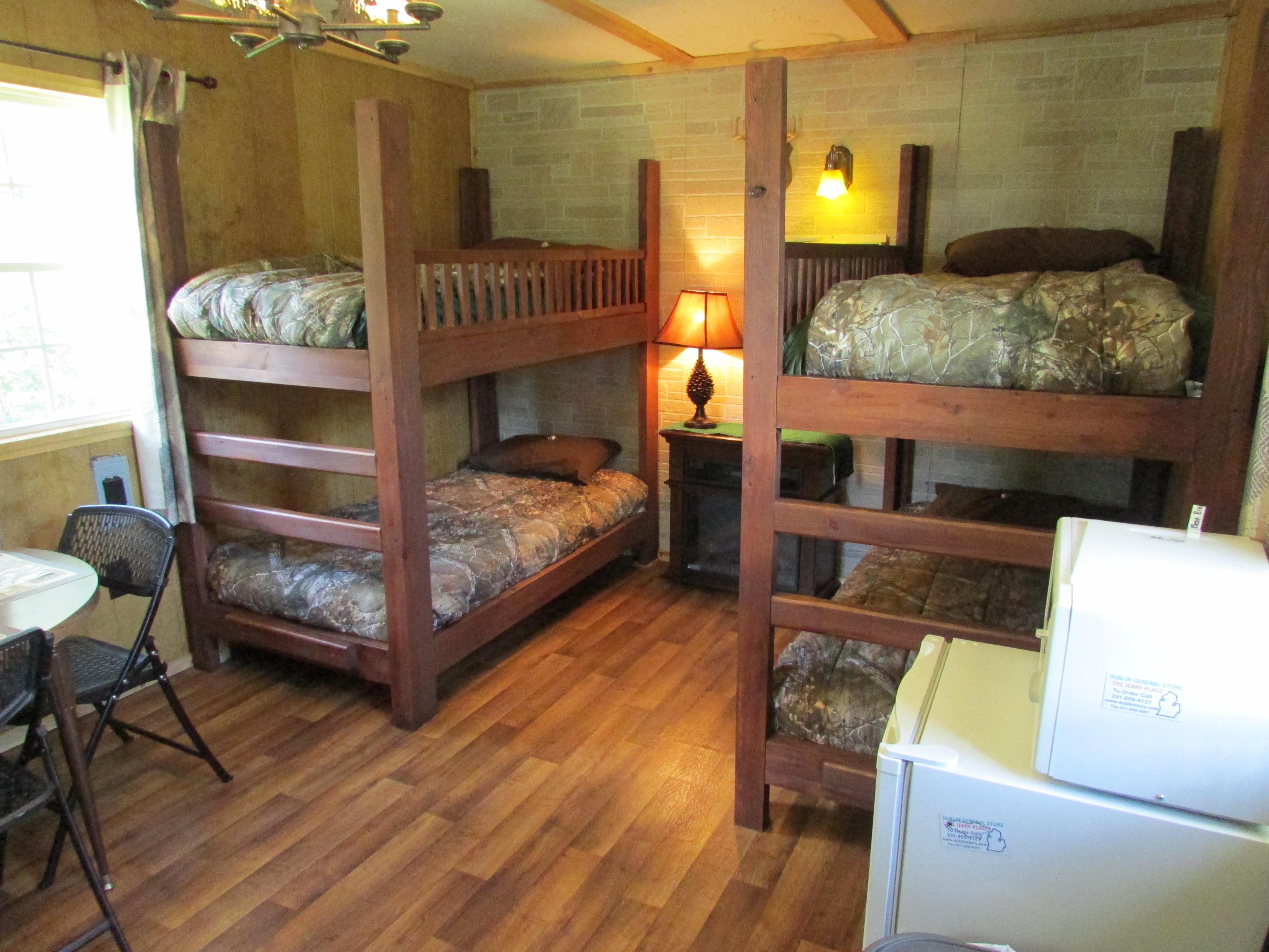 Best Bear Lodge & Campground Baldwin/Irons Area image 6