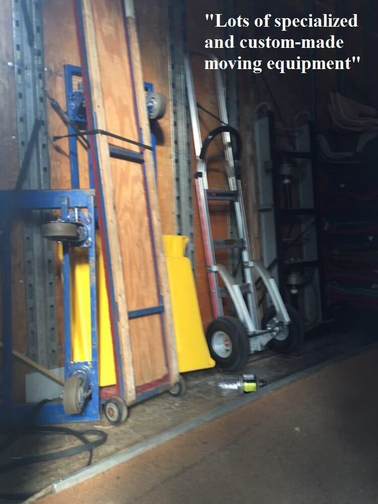 Jimmy Burgoff Moving & Hauling image 2