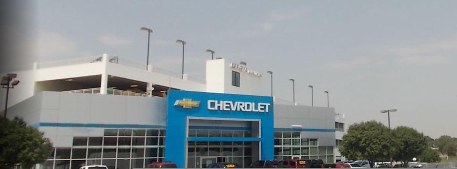 AutoNation Chevrolet North image 1