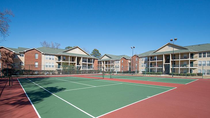 The Hub at Auburn Apartment Homes image 32