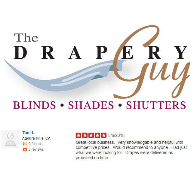 The Drapery Guy - Window Treatments Westlake Village image 23