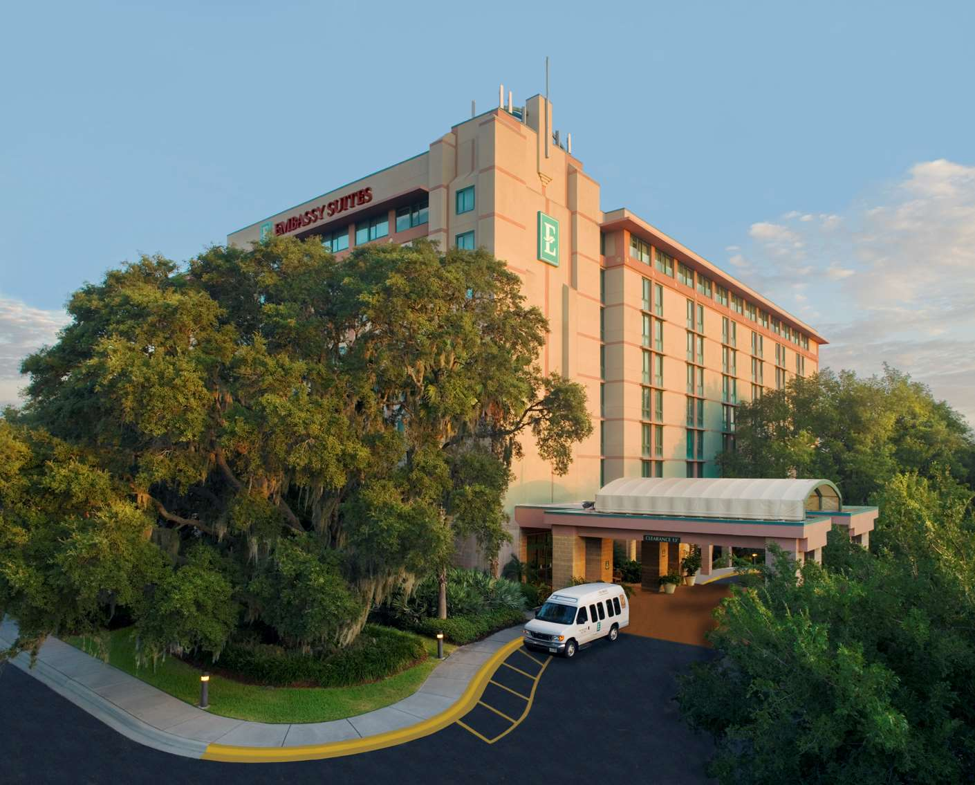 Embassy Suites by Hilton Tampa USF Near Busch Gardens image 0