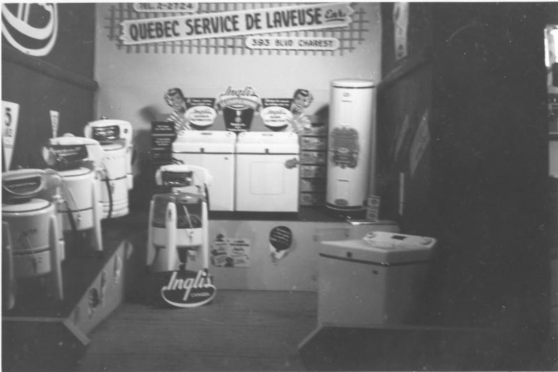 Québec Service de Laveuses Inc à Québec