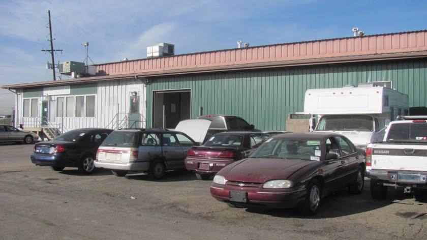 Auto salvage yard denver colorado 10