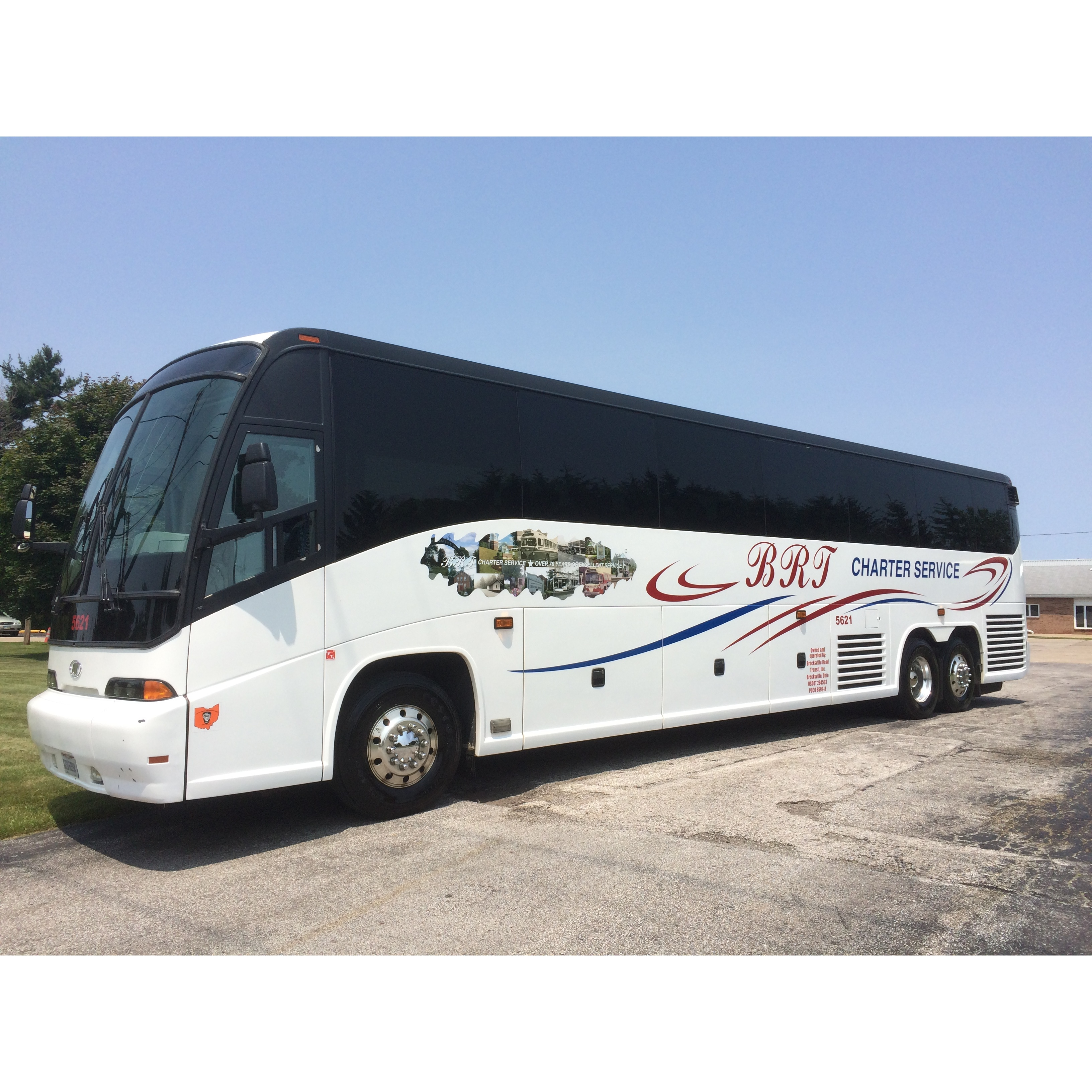 BRT Charter Service - Cleveland, OH - Buses & Trains