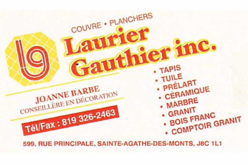 Gauthier Laurier Inc à Sainte-Agathe-des-Monts