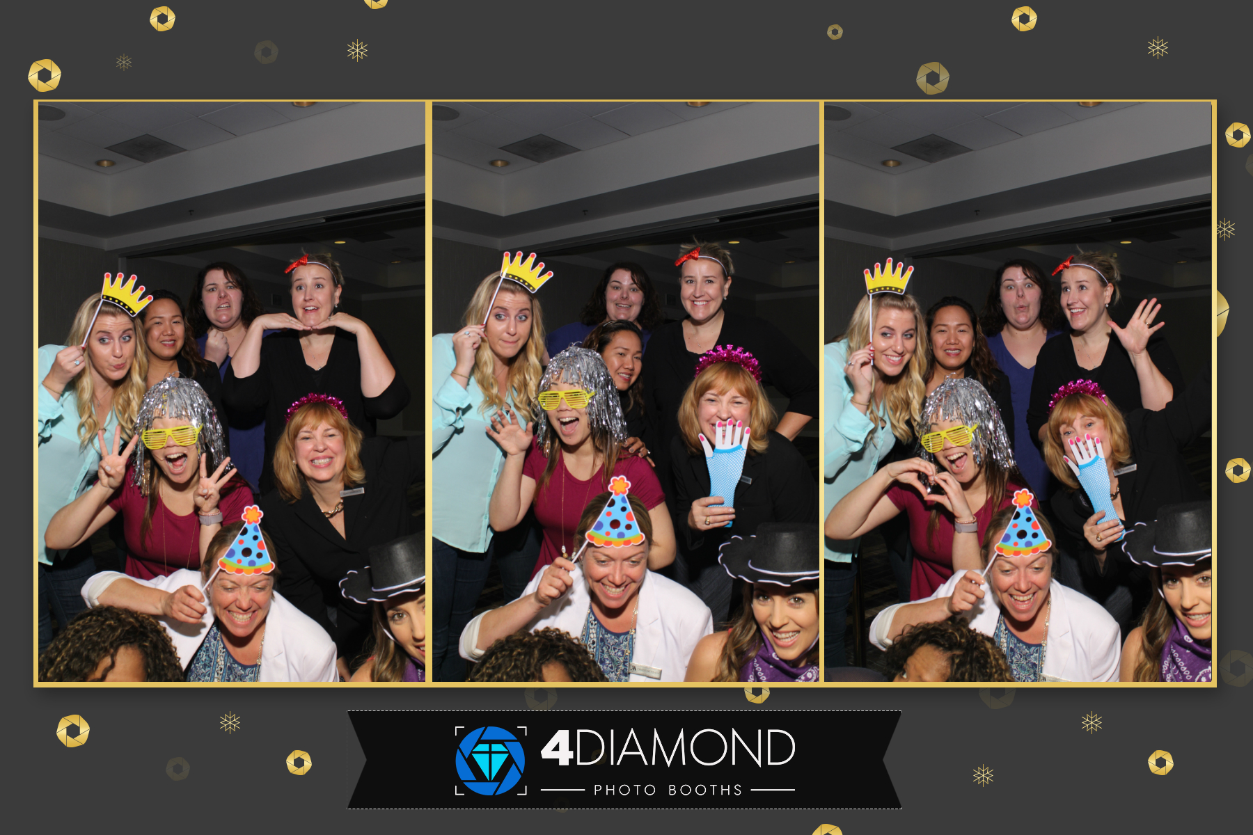 4 Diamond Events & Photo Booths image 4
