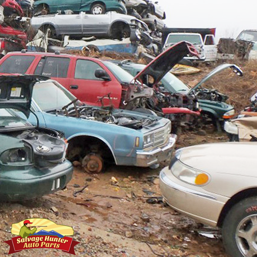 Salvage Hunter Auto Parts image 5