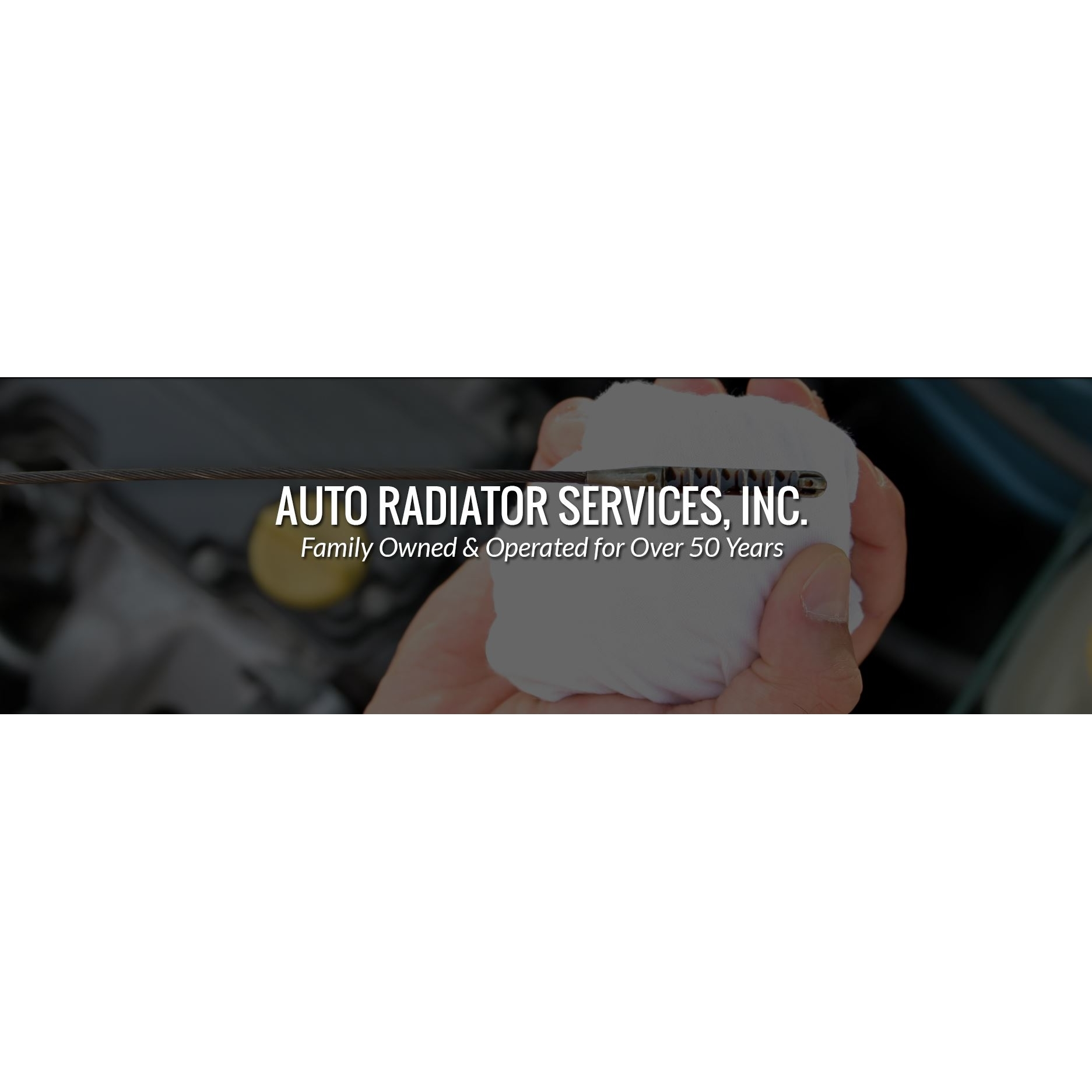 Auto Radiator Services Inc