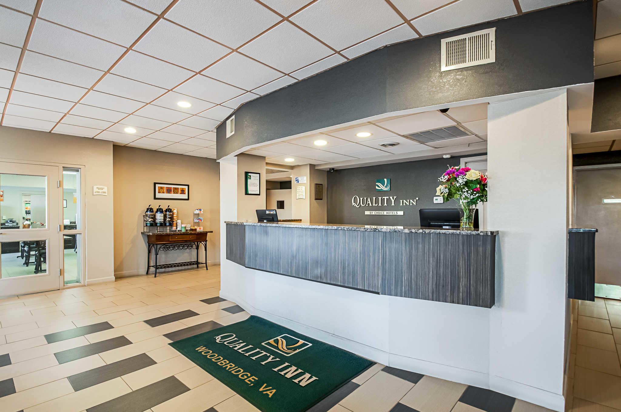Quality Inn near Potomac Mills image 1