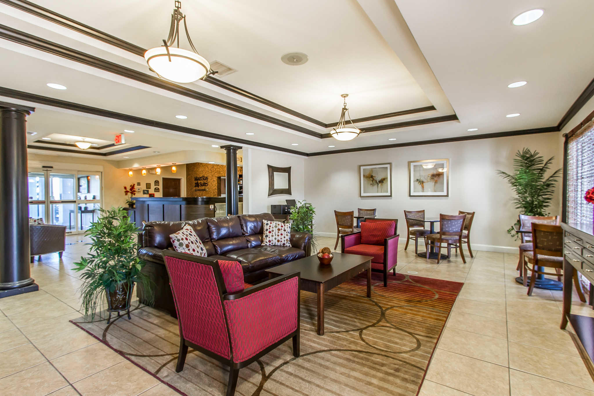 MainStay Suites Fort Campbell image 4