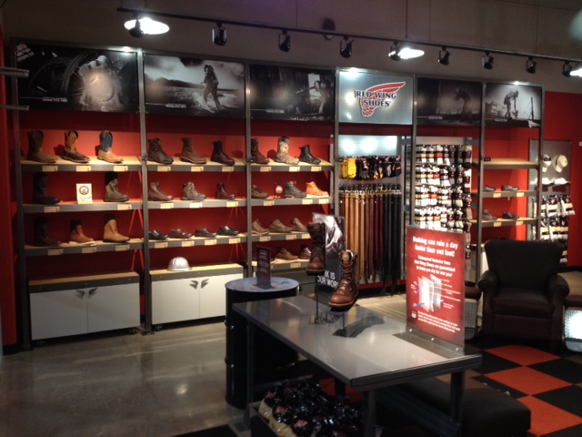 785516e1 Red Wing Shoes 2403 S. Stemmons Fwy Suite 111 Lewisville, TX Shoe ...