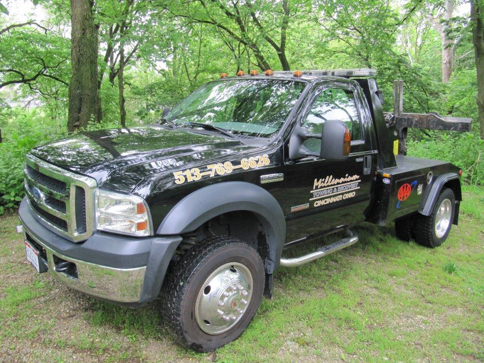 Millennium Towing & Recovery image 0