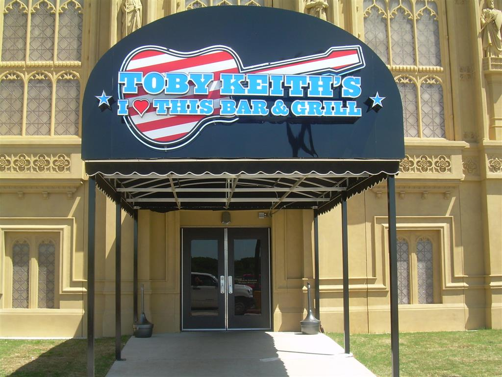 Toby Keith's I Love this Bar and Grill