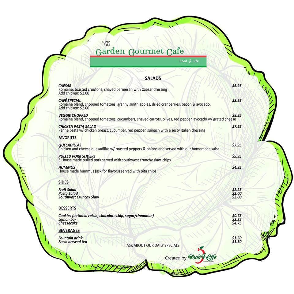 The Garden Gourmet Cafe image 1