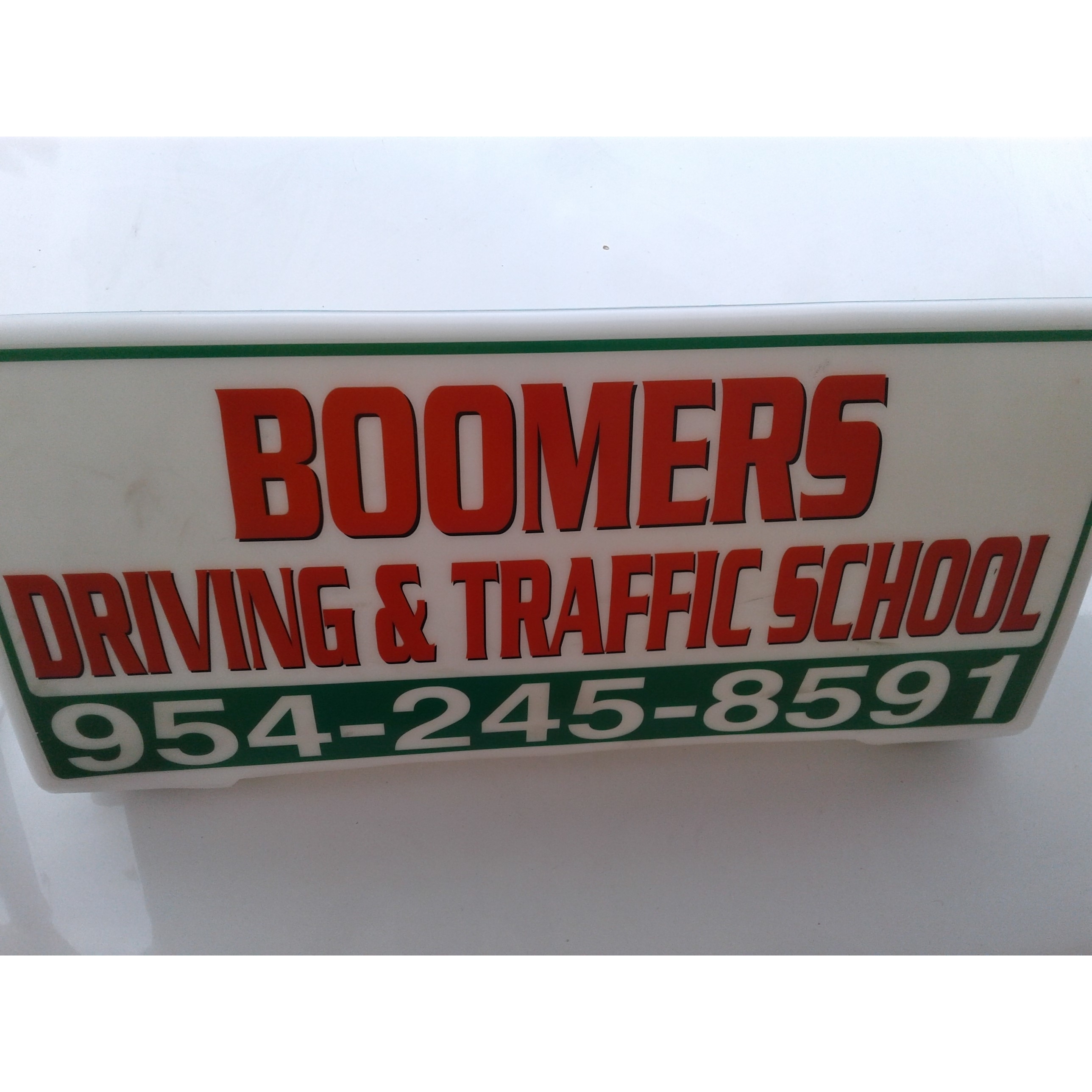 Boomers Driving and Traffic School