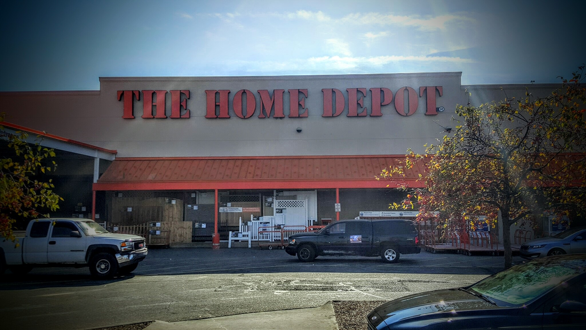 The home depot in detroit mi whitepages for Motor city soul food southfield michigan