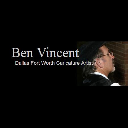 Ben Vincent Dallas Fort Worth Caricature Artist