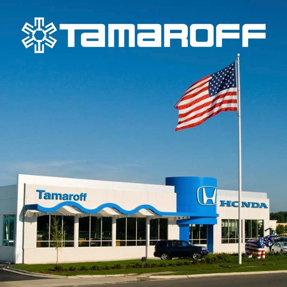 Tamaroff Honda At 28585 Telegraph Rd Southfield Mi On Fave