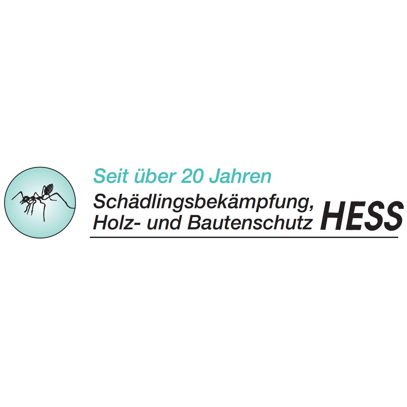 Logo von Schädlingsbekämpfungs Hess