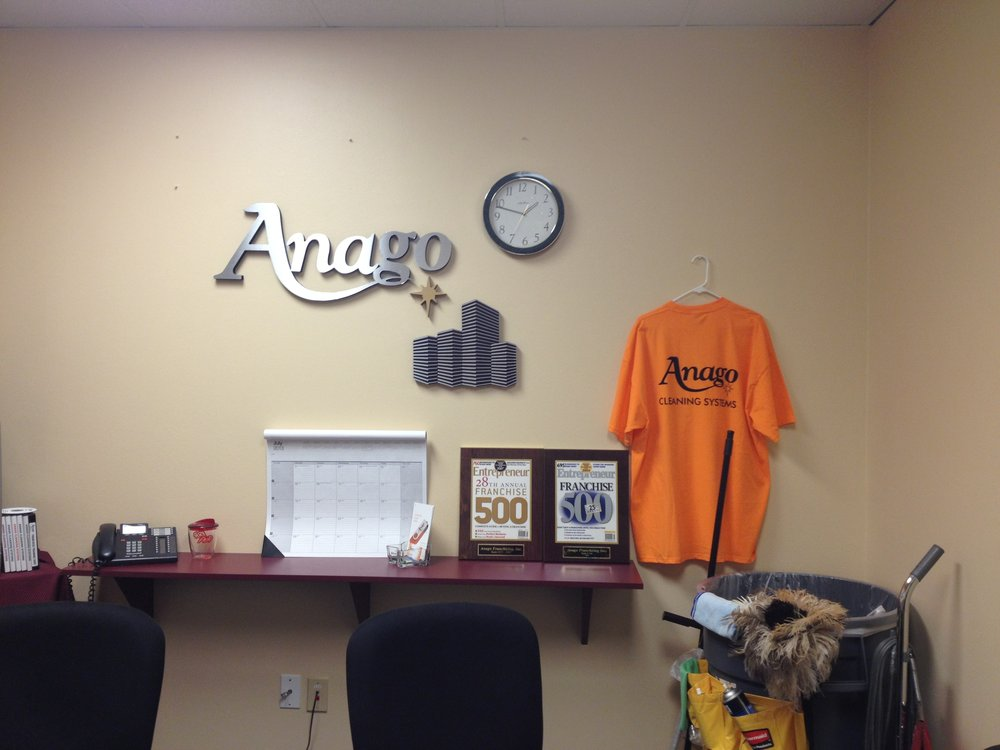 A few tools of the trade! Count on Anago Orlando to provide the thorough cleaning for your Orlando business!