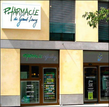 Pharmacie du Grand-Lancy