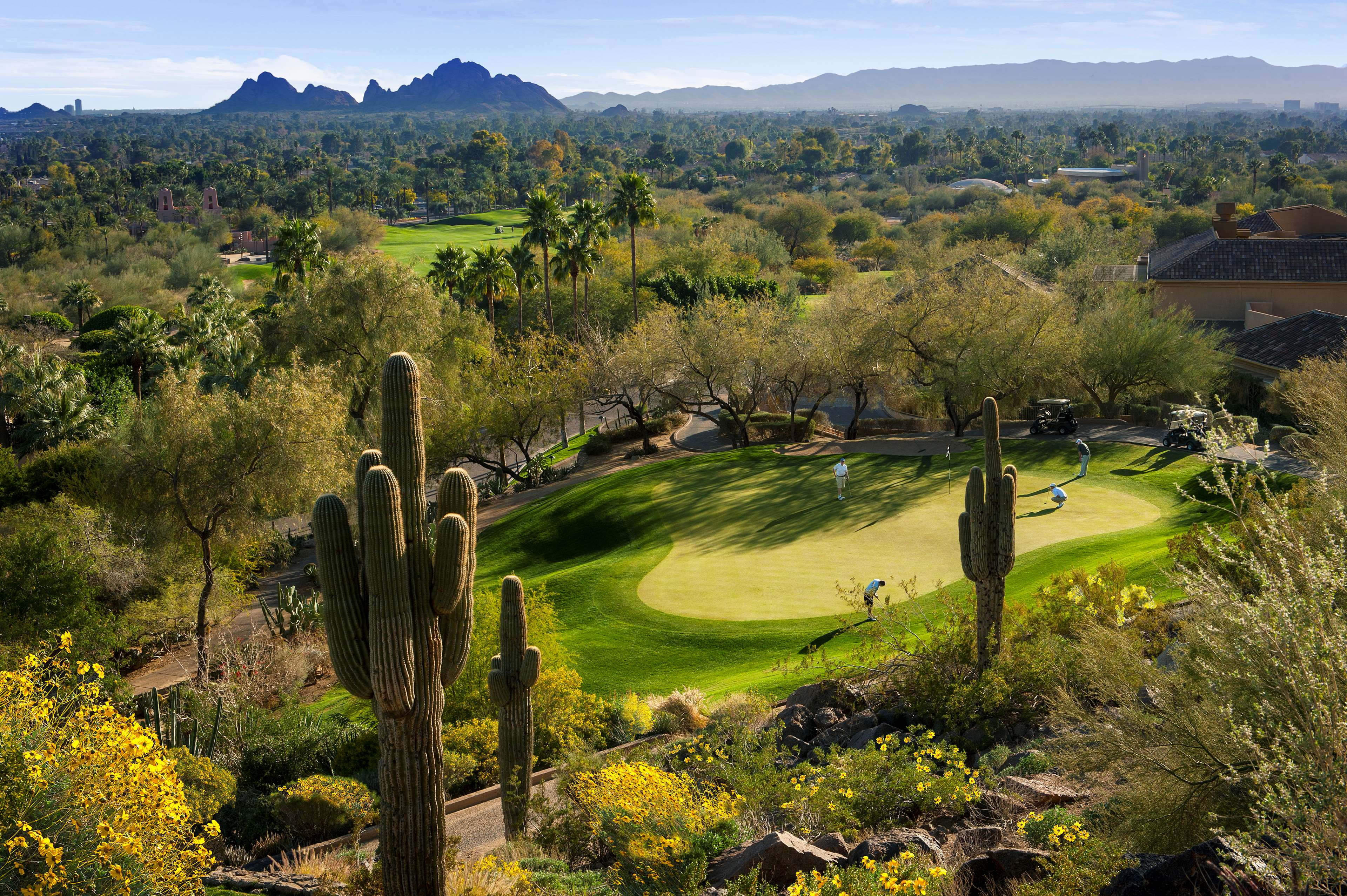 The Canyon Suites at The Phoenician, a Luxury Collection Resort, Scottsdale image 0