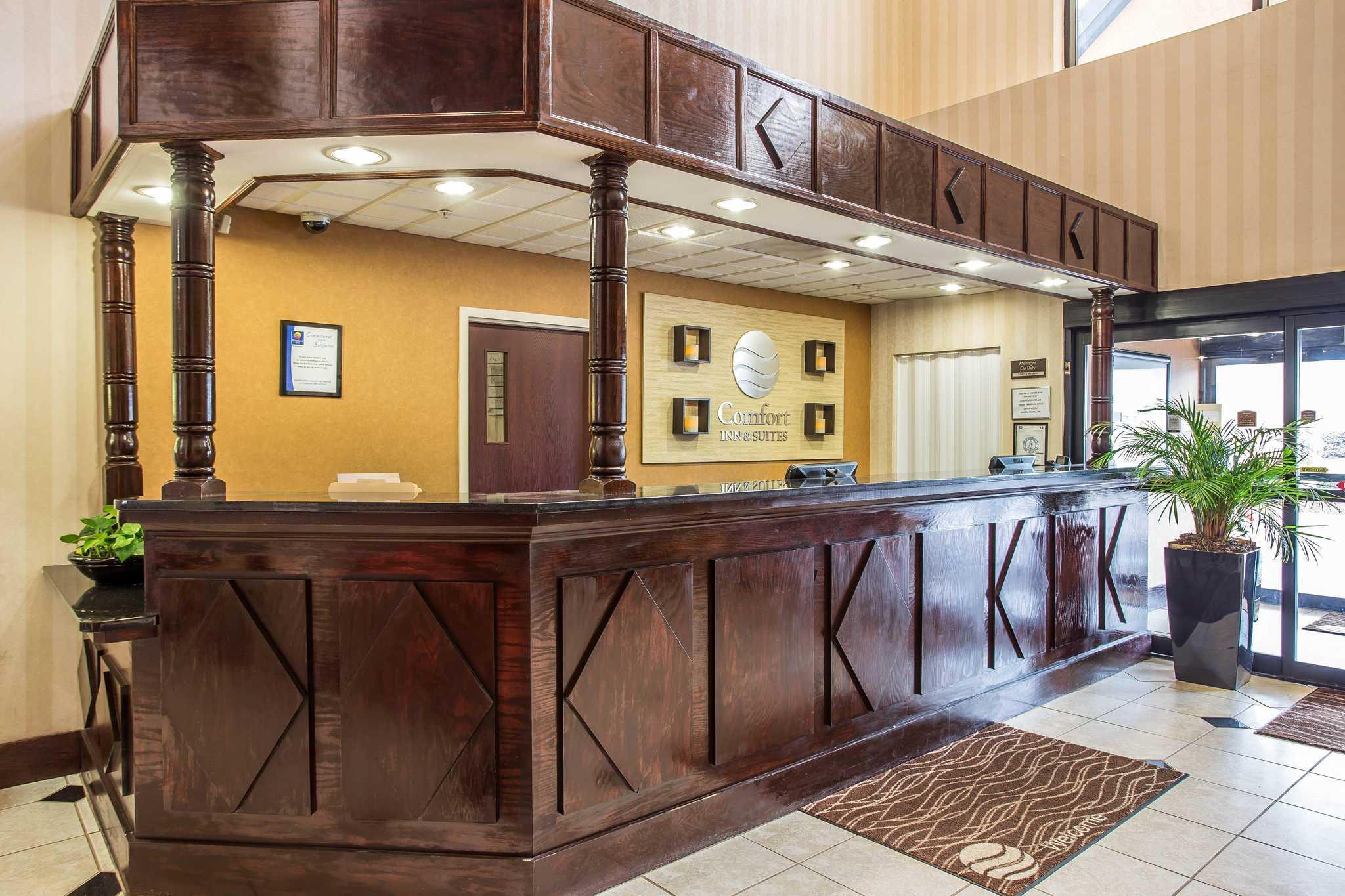 Comfort Inn & Suites Ft.Jackson Maingate image 16