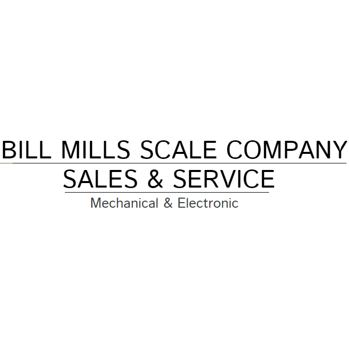 Bill Mills Scale Company Sales & Service