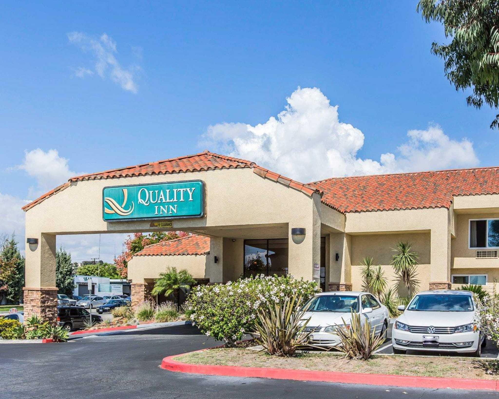 Quality Inn Long Beach Airport image 0