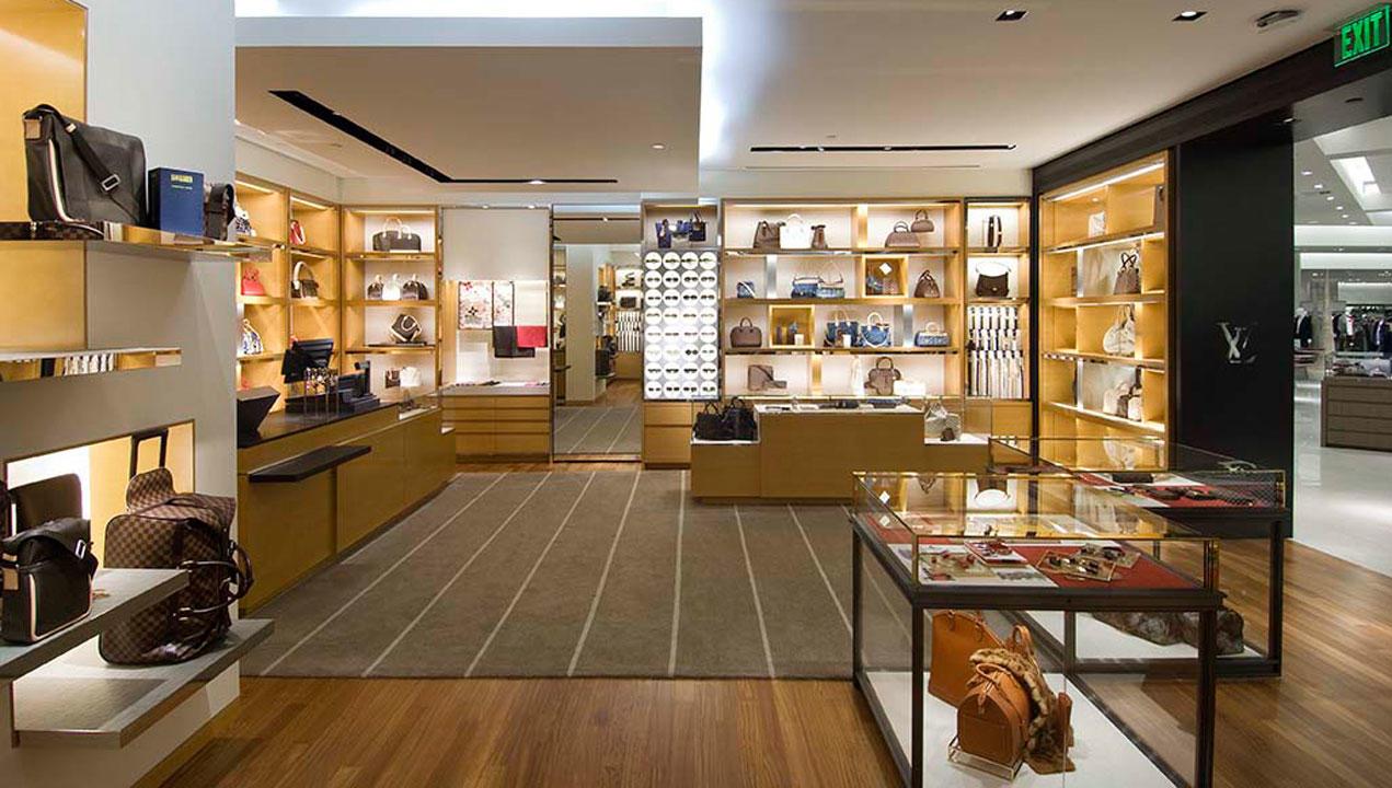Louis Vuitton Costa Mesa Saks South Coast image 1