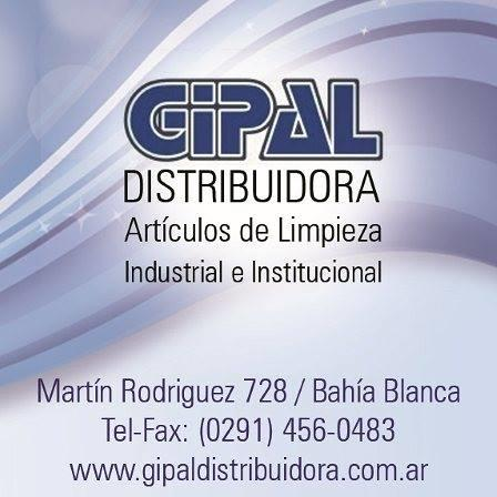 GIPAL DISTRIBUIDORA - LIMPIEZA INSTITUCIONAL