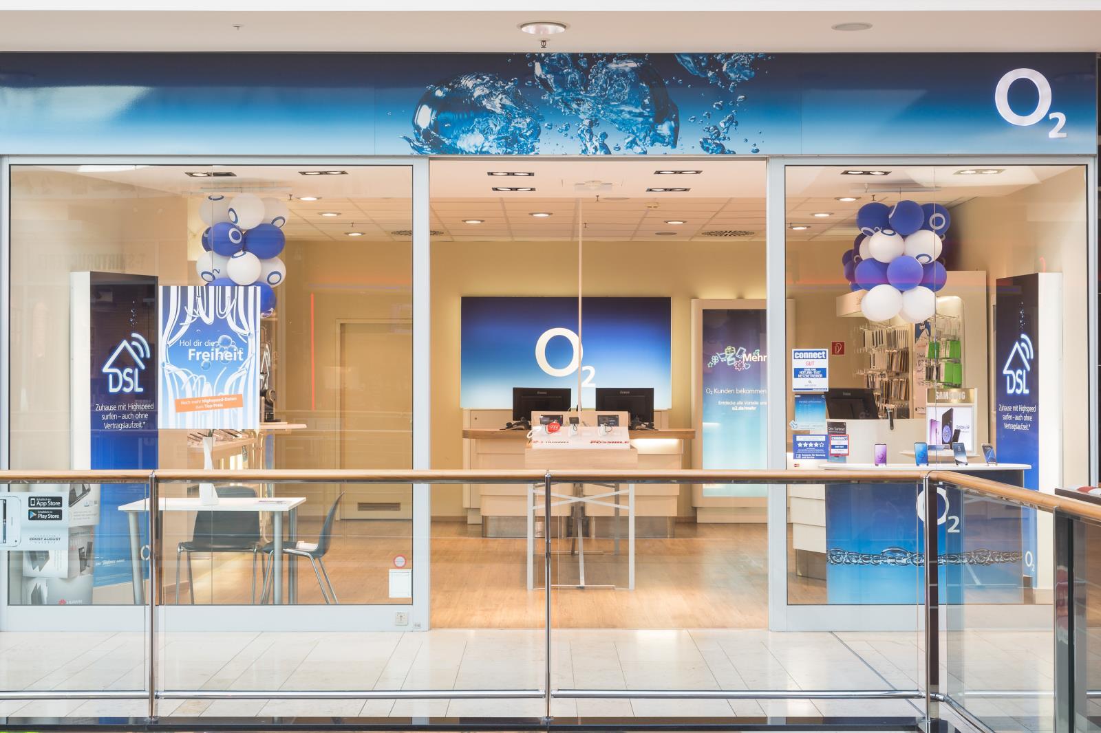 o2 Shop, Ernst-August-Platz 2 in Hannover