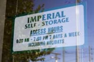 Imperial Self Storage in Port Coquitlam