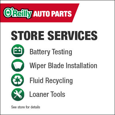 Bond/O'Reilly Auto Parts image 7