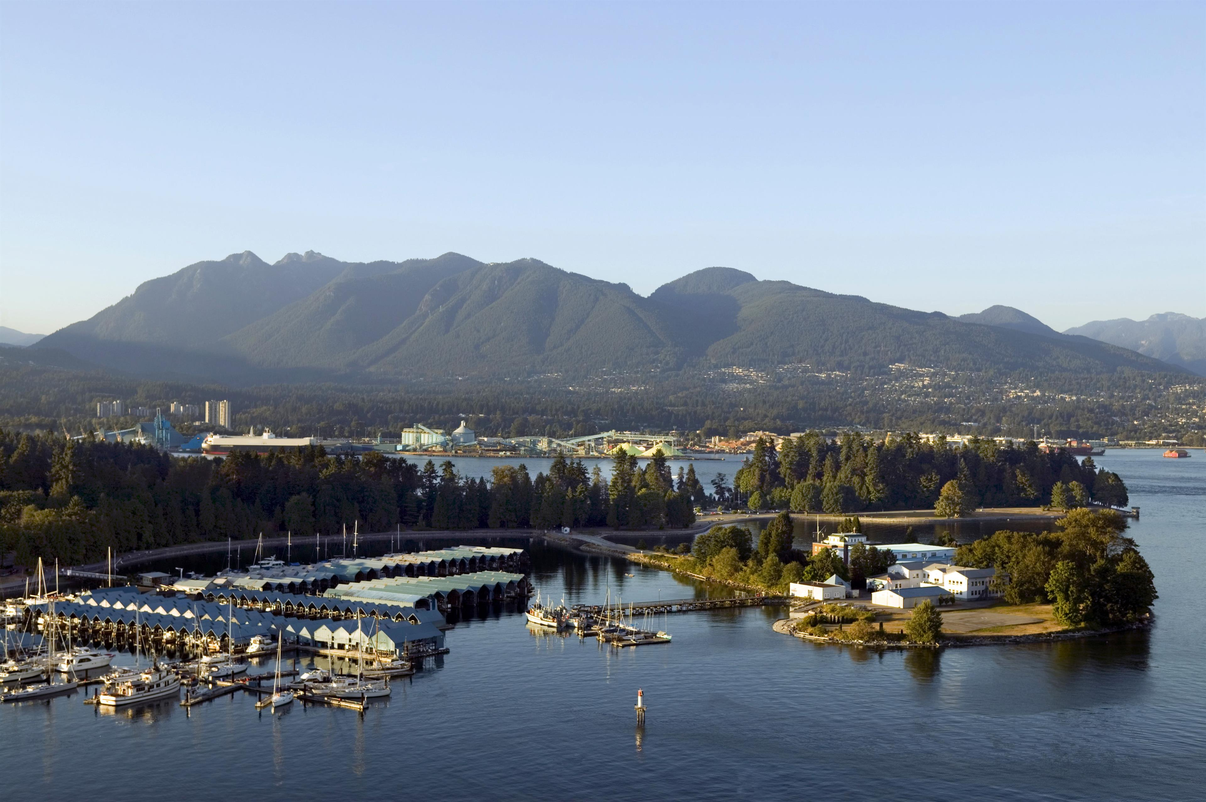 The Westin Bayshore, Vancouver in Vancouver: Coal Harbour Marina