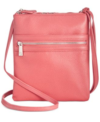 CakeLY Womens Sleek Minimalist Style Solid Color Leather Backpack Shoulder Bag Elegant Backpack