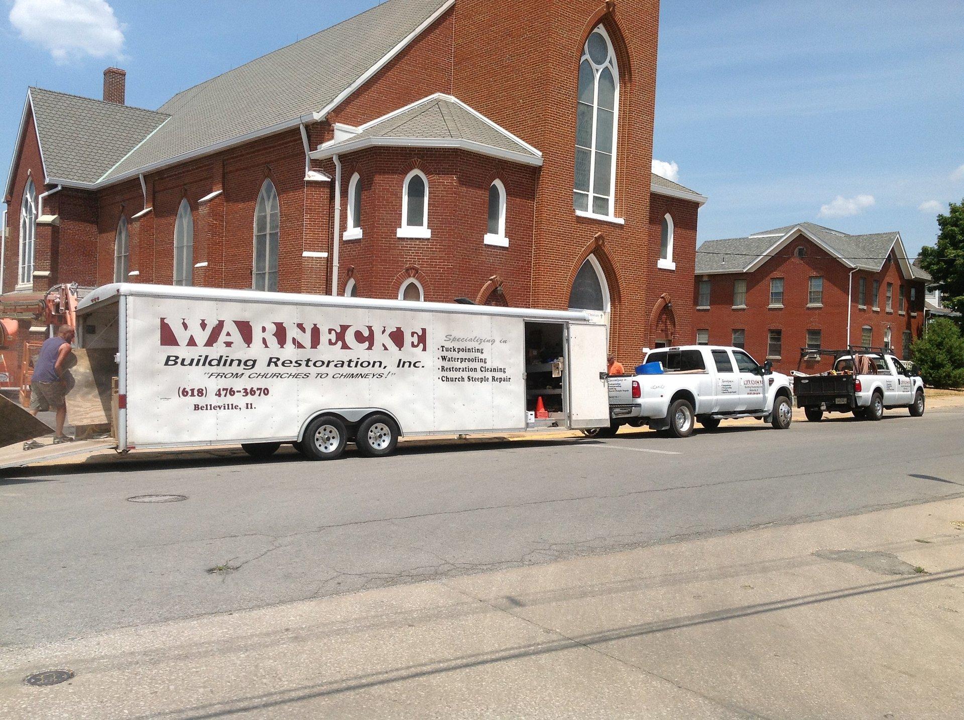 Warnecke Building Restoration Inc. image 1