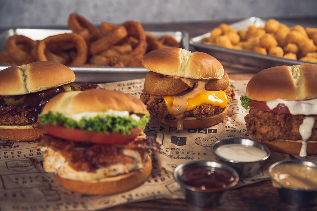 Wayback Burgers 2