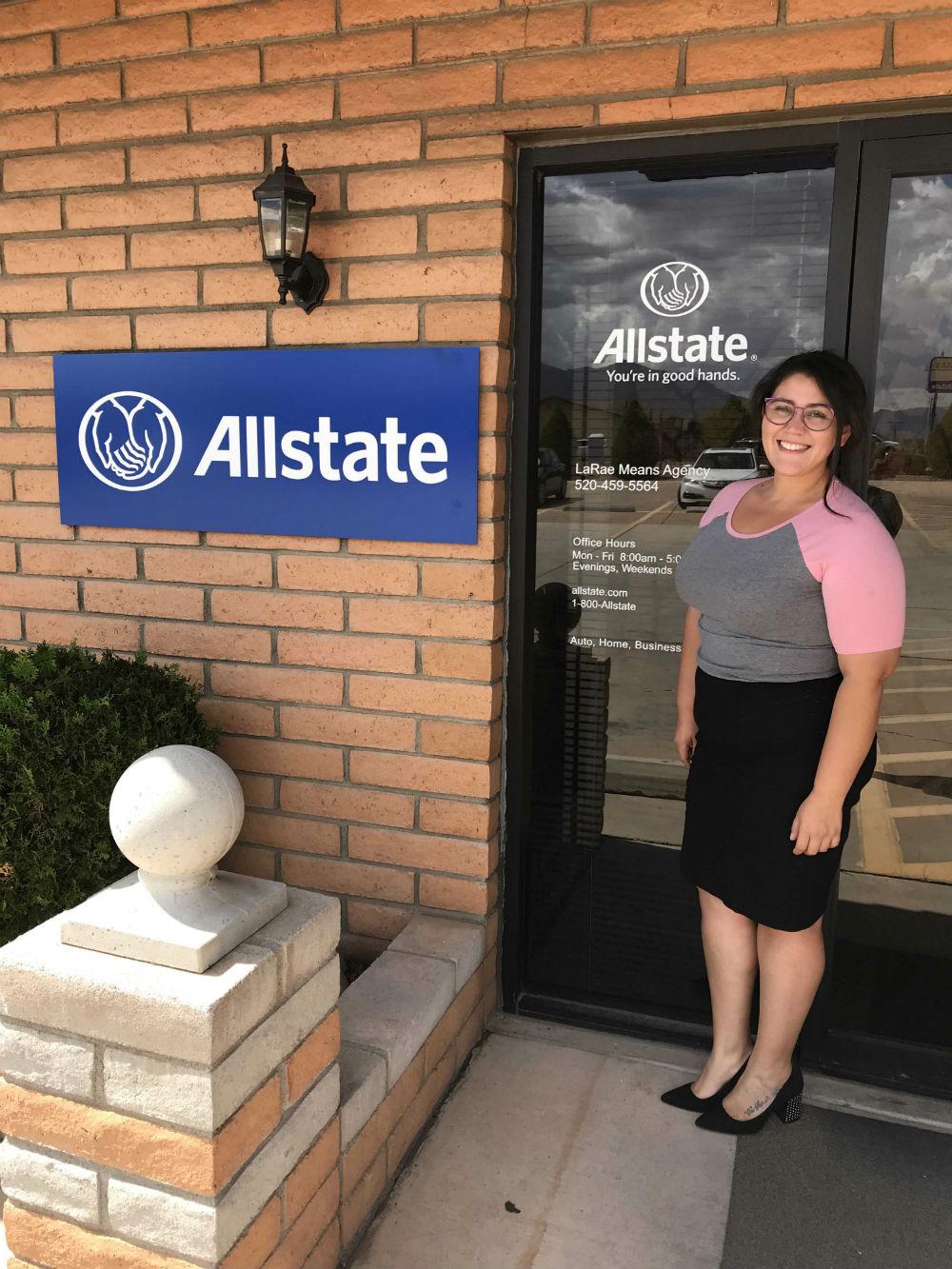 LaRae Means: Allstate Insurance image 5