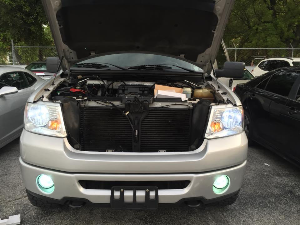 Miami Car Alarm- Hid- Led kit & Stereos Smoking tail lights(discounts) image 9