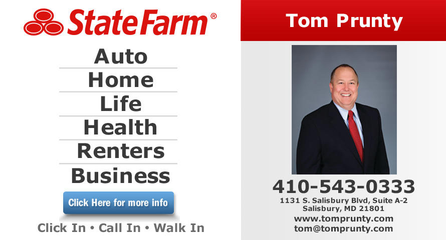 Tom Prunty - State Farm Insurance Agent image 0