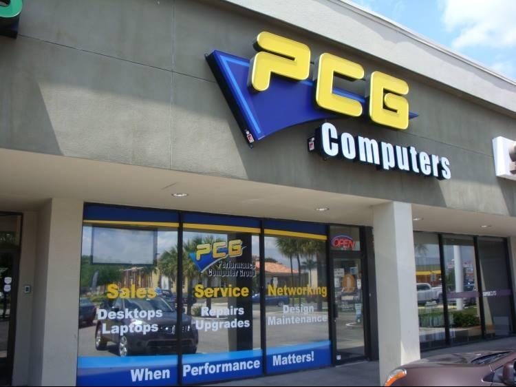 Performance Computer Group (PCG) - Tampa, FL
