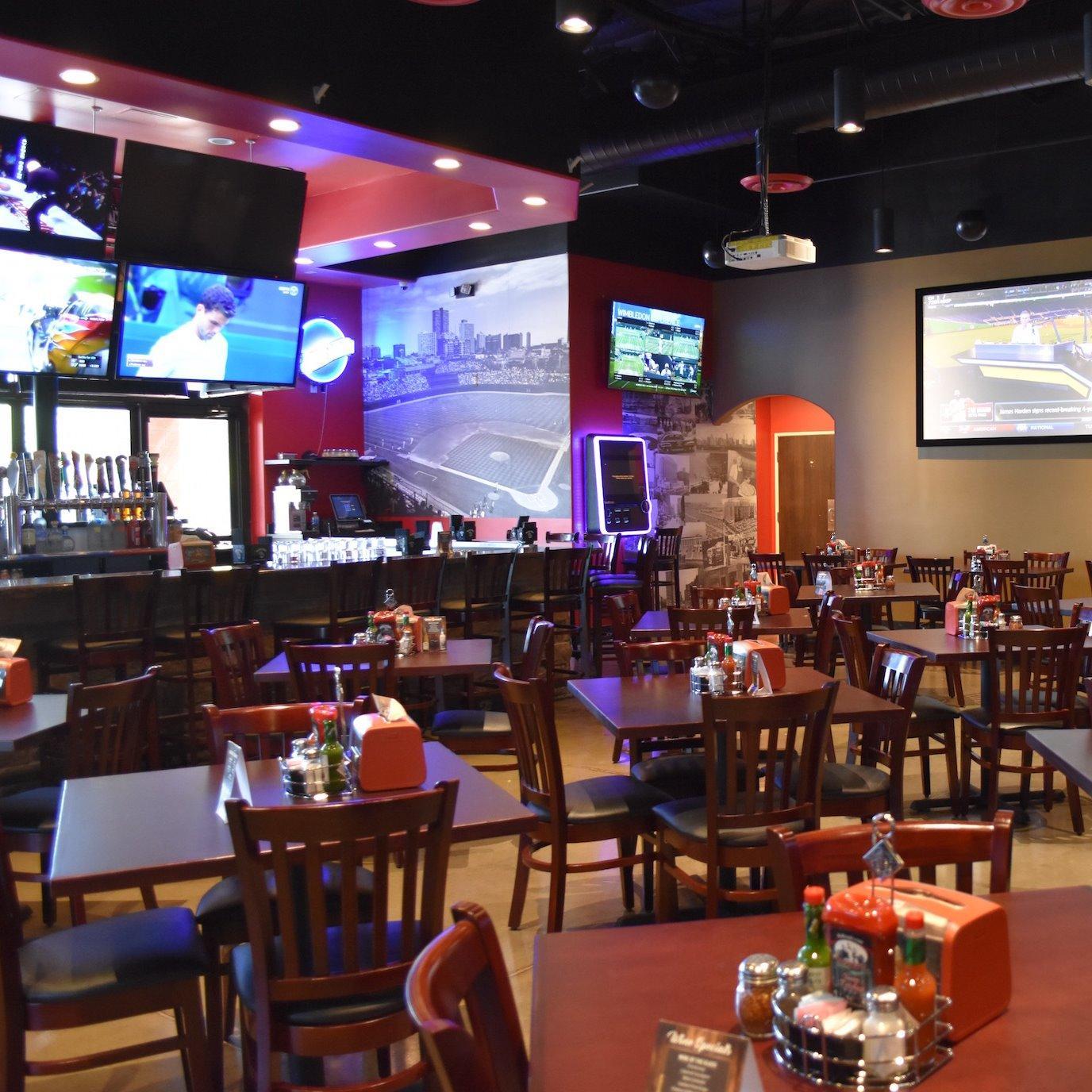Rosati's Pizza & Sports Pub
