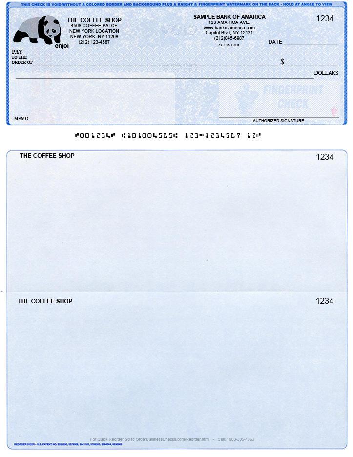 Cheap Business Checks image 2