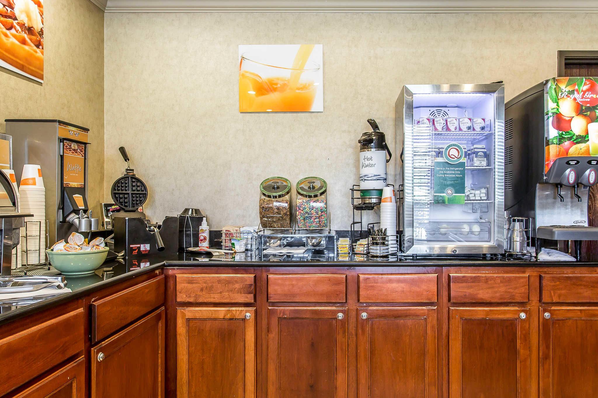 Quality Inn & Suites Durant image 28