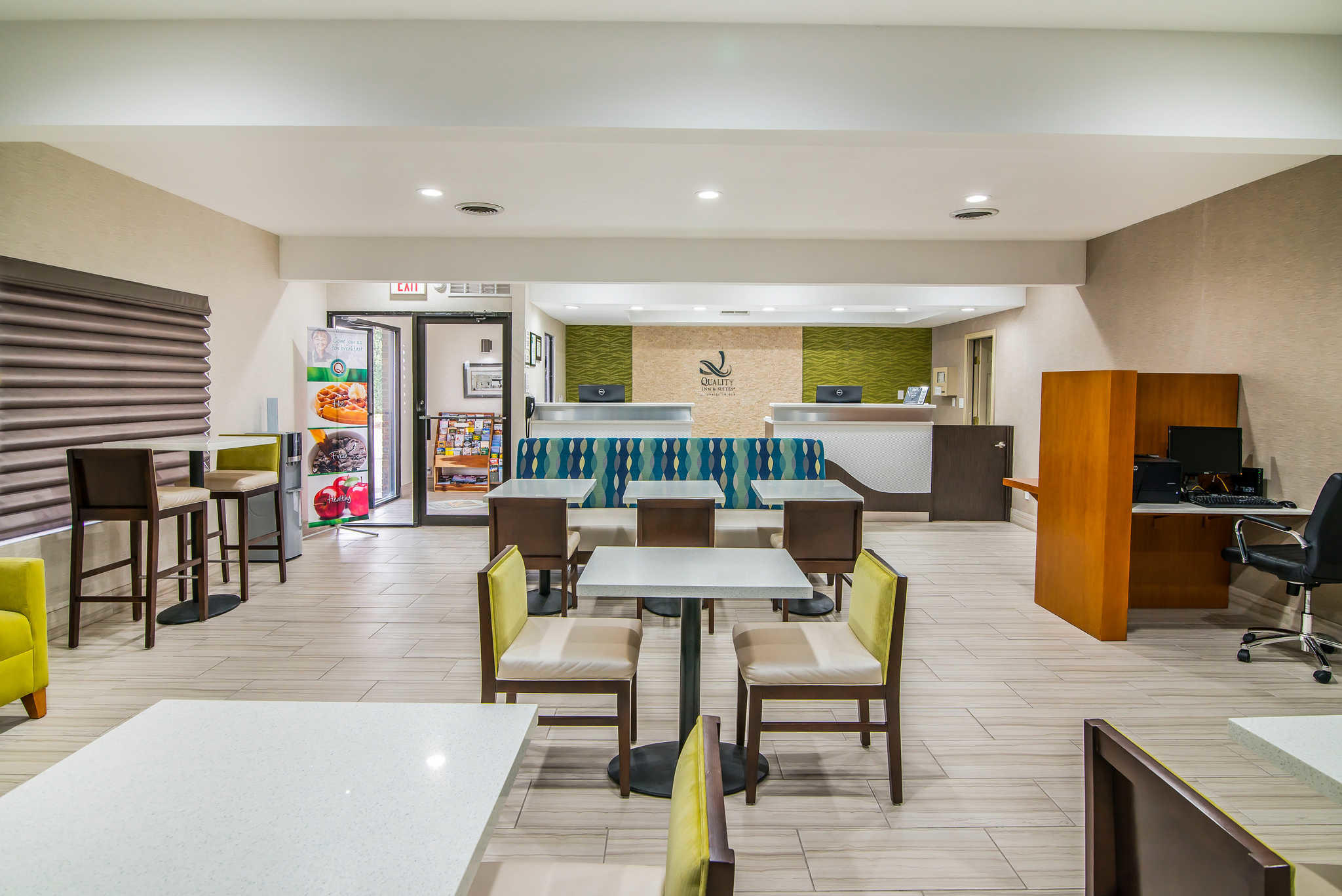 Quality Inn & Suites Near White Sands National Monument image 25