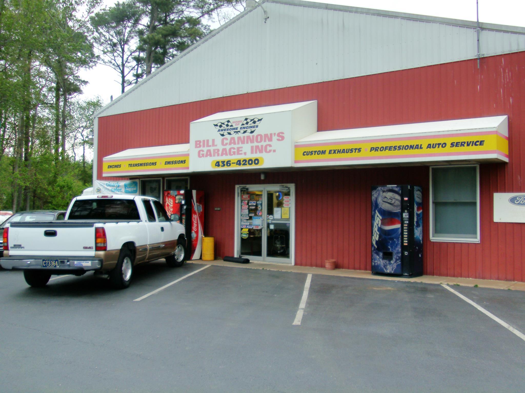 Bill Cannon's Garage, Inc image 0