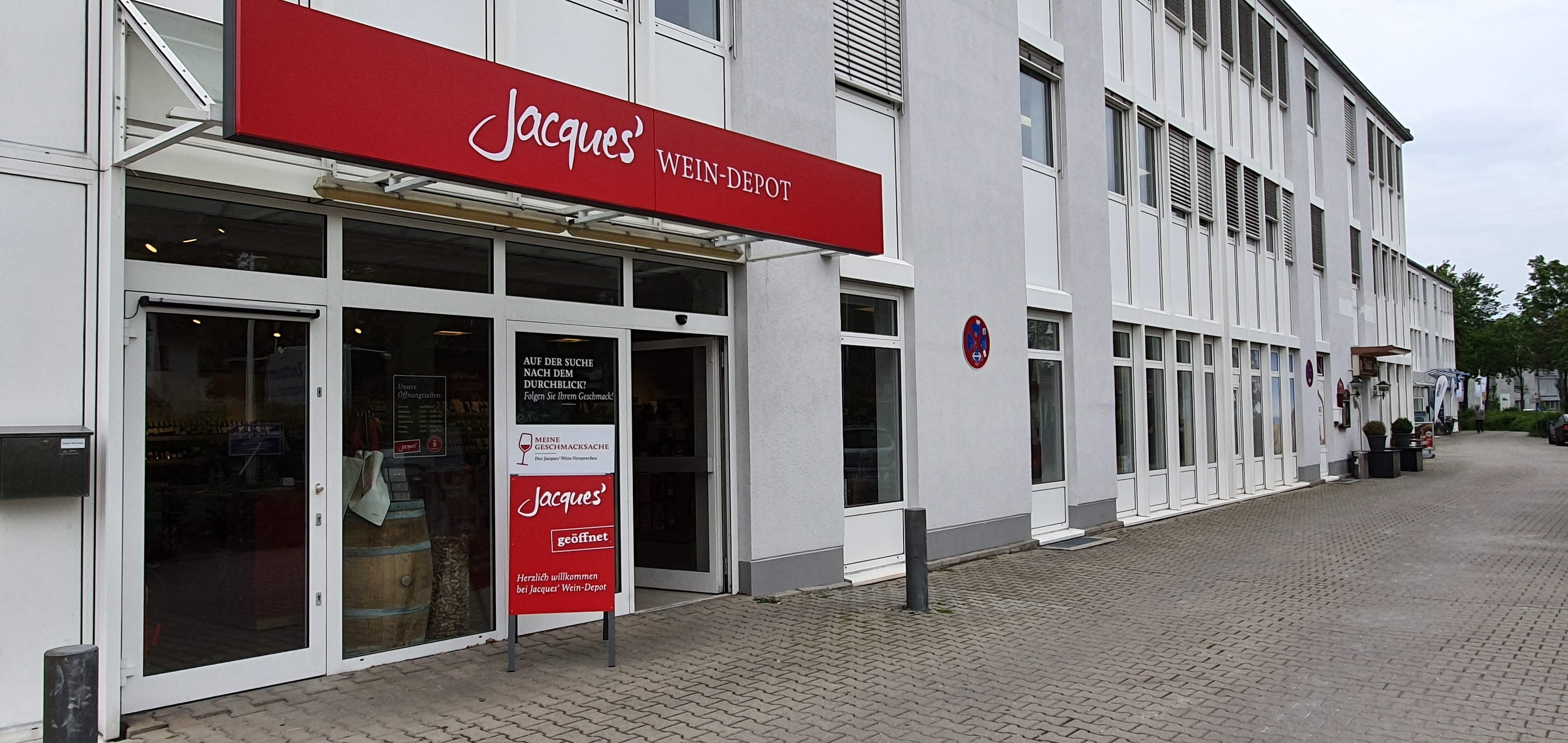 Jacques\' Wein-Depot - 3 Fotos - Unterschleißheim Lohhof ...